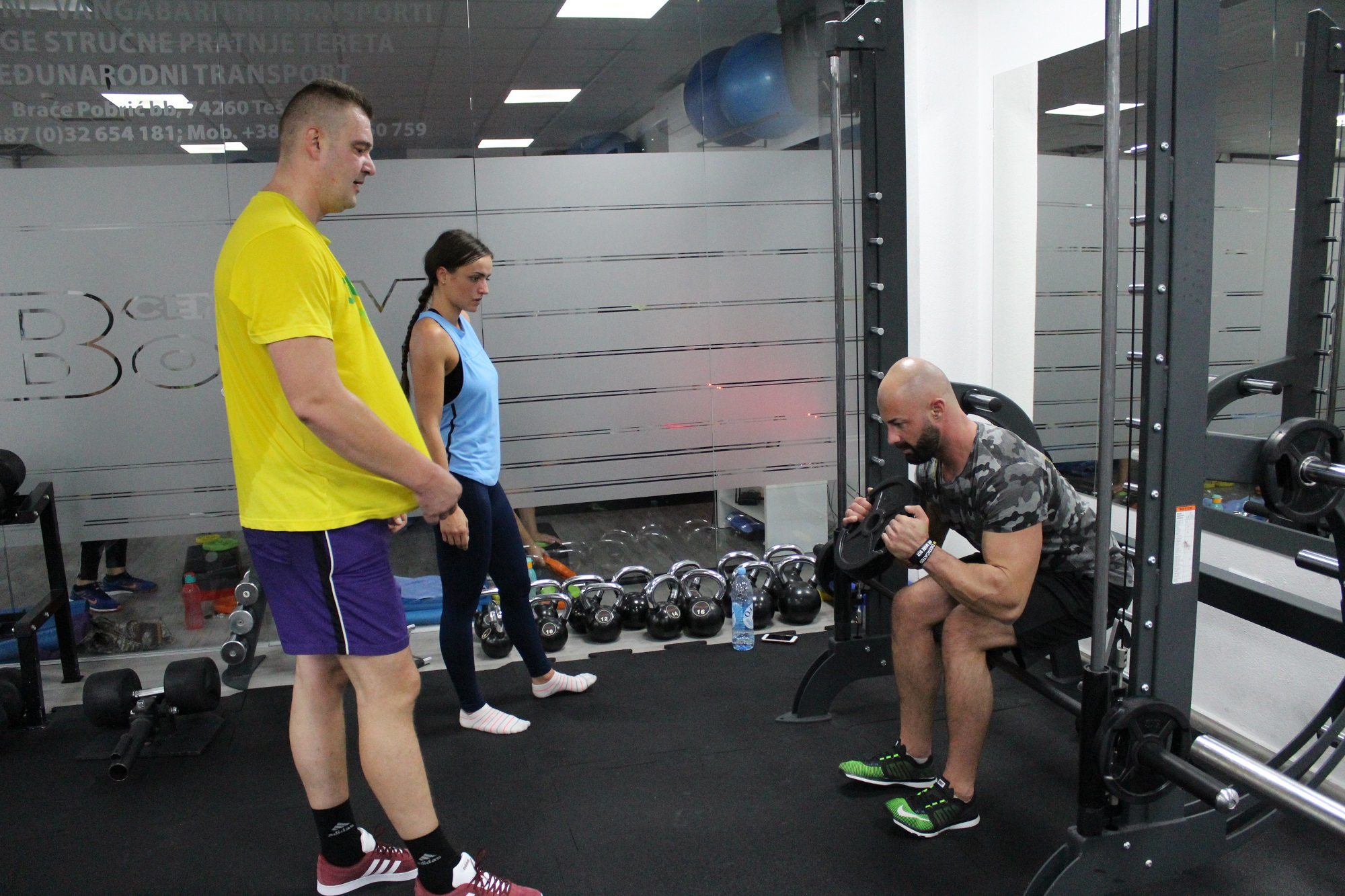 Small Group Personal Training - NOVO u našem Fitness Centru!