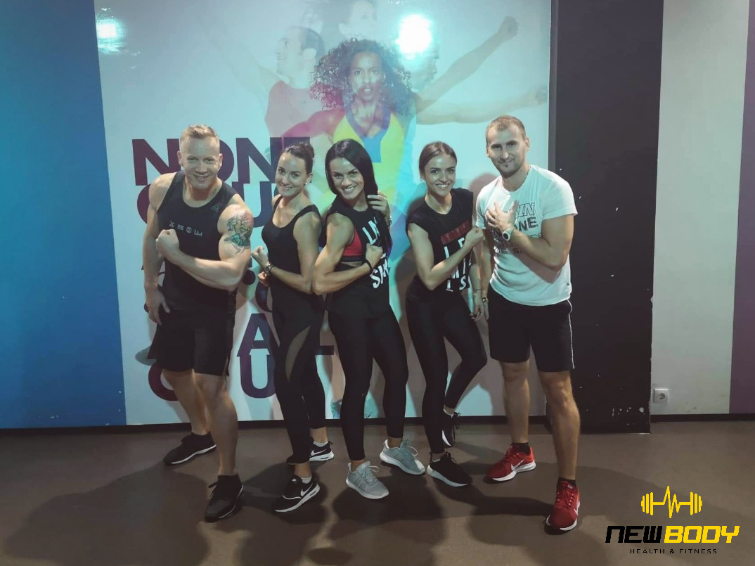 Les Mills Experience Day